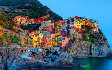 Situé en Italie
