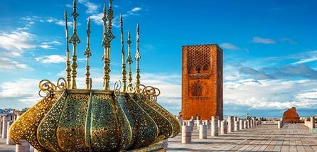 Situé au Maroc